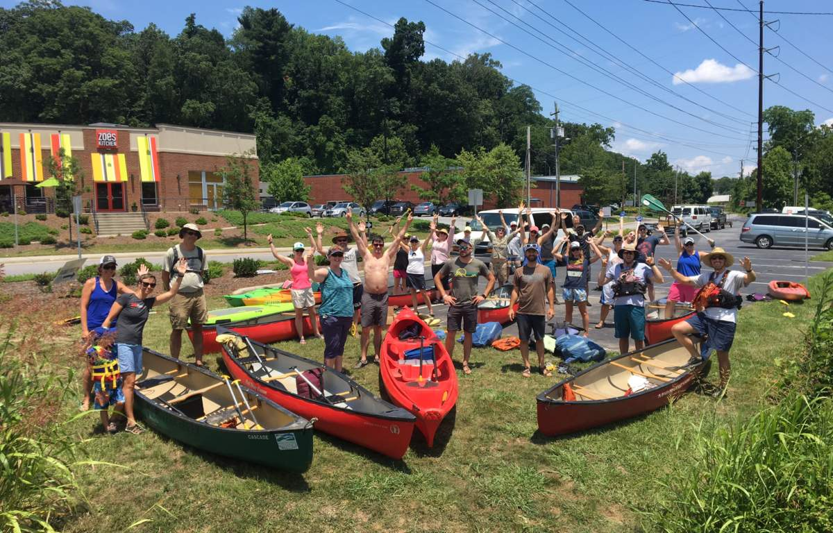 Riverkeeper Beer Series with French Broad River Brewery - The 828