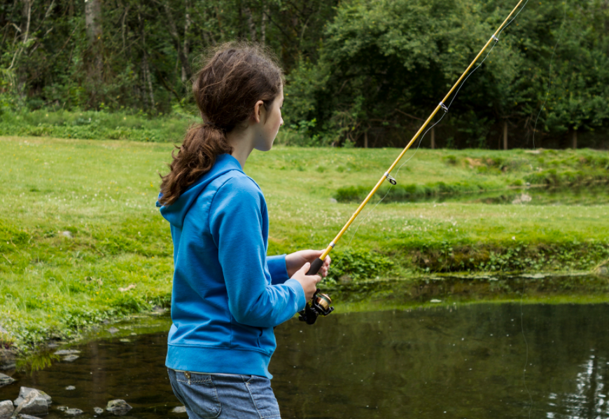 Go fish kids tournament in swannanoa the 828 for Nc fishing license cost