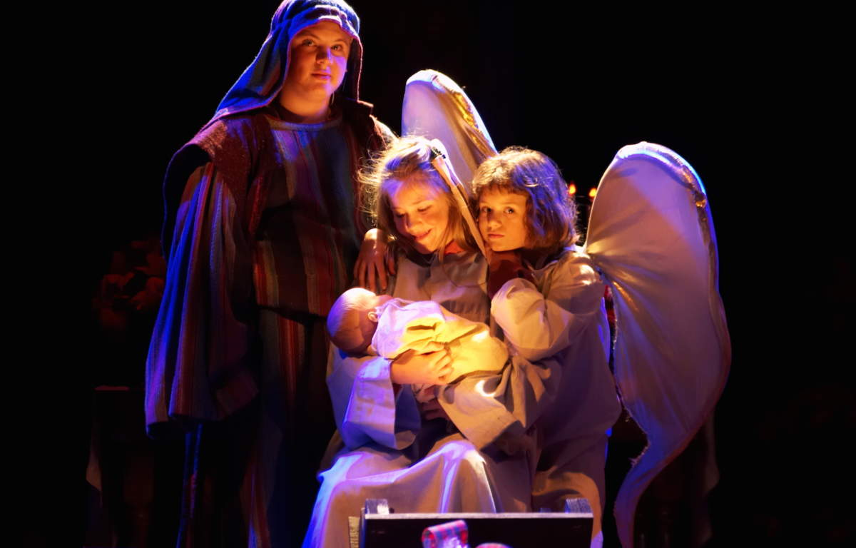 Christmas Pageant.The Best Christmas Pageant Ever The 828