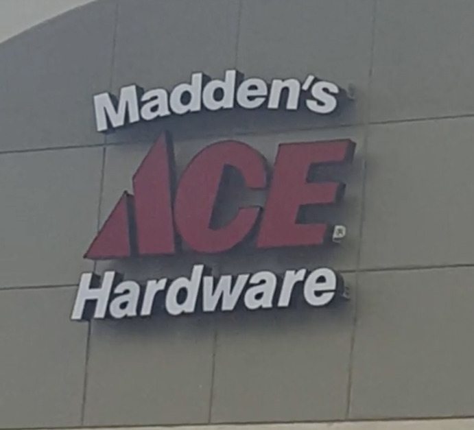 Grand Opening of Madden's Ace Hardware at River Ridge - The 828